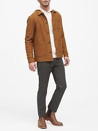 Wool-Blend Chore Jacket