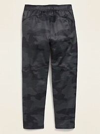 Go-Dry French Terry Track Pants for Boys