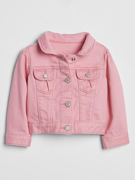 Baby Supersoft Denim Jacket