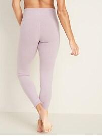 High-Waisted Balance Yoga Leggings For Women