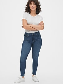 High Rise Favorite Jeggings with Secret Smoothing Pockets