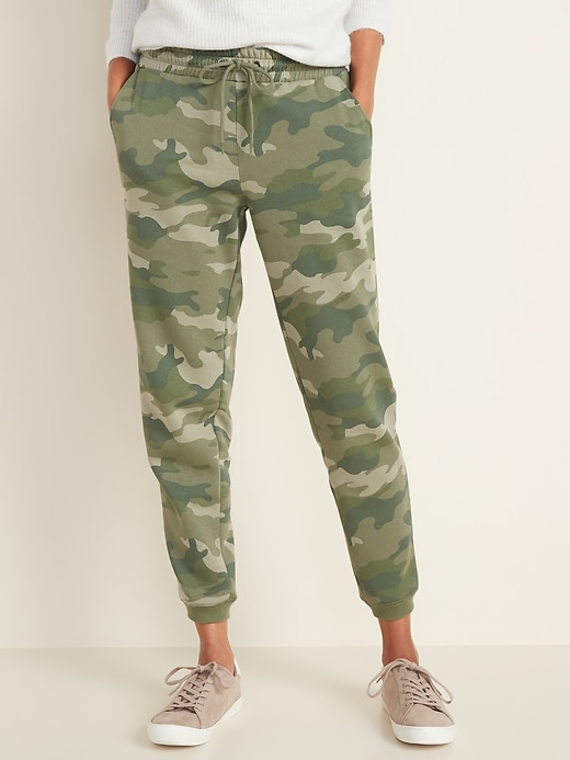 French-Terry Joggers for Women