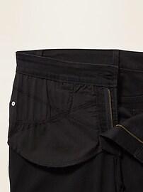 High-Waisted Secret-Slim Pockets Plus-Size Rockstar Super Skinny Jeans