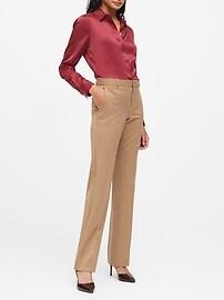 Logan Trouser-Fit Flannel Pant