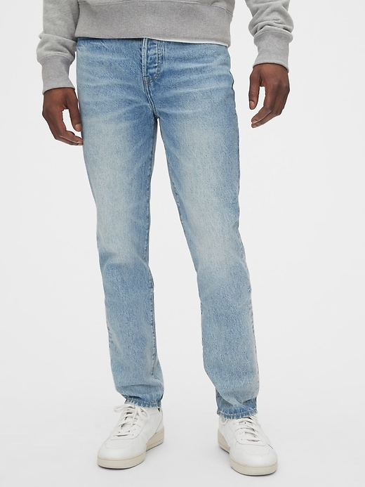 Easy Taper Jeans
