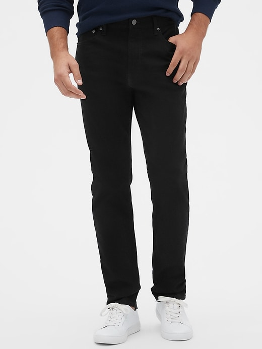 Athletic Taper Jeans with GapFlex