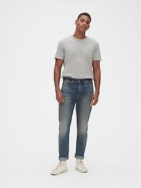 Easy Taper Jeans