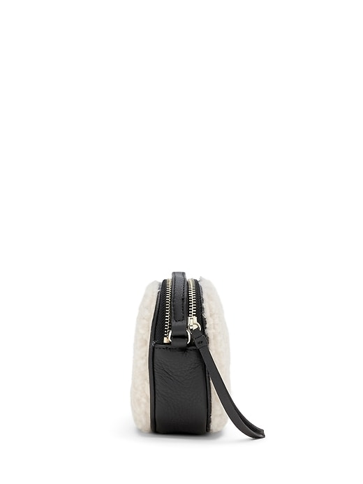 Sherpa Camera Crossbody