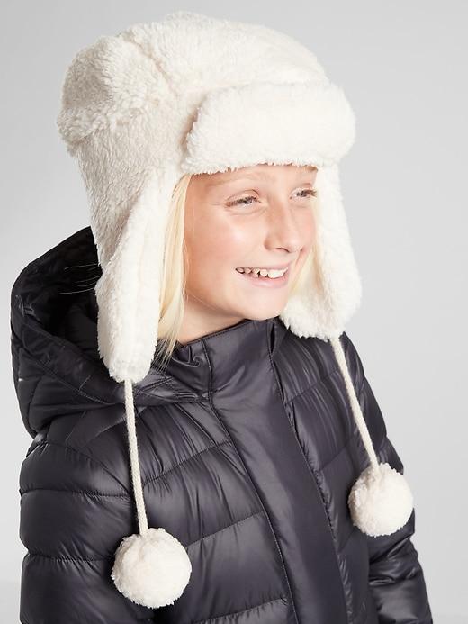 Athleta Girl Trapper Hat