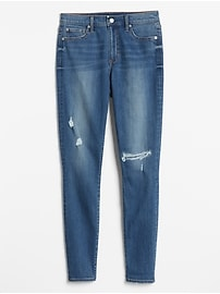 High Rise Legging Jeans