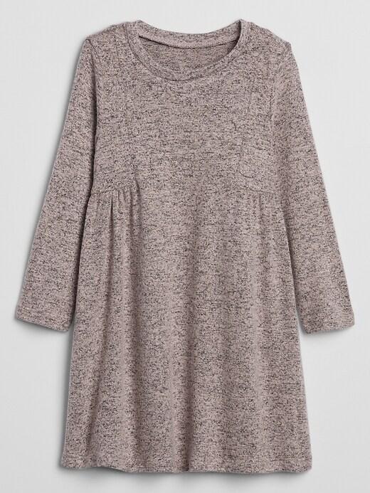 Toddler Softspun Ruffle Dress
