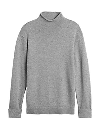 Heritage Mock-Neck Sweater