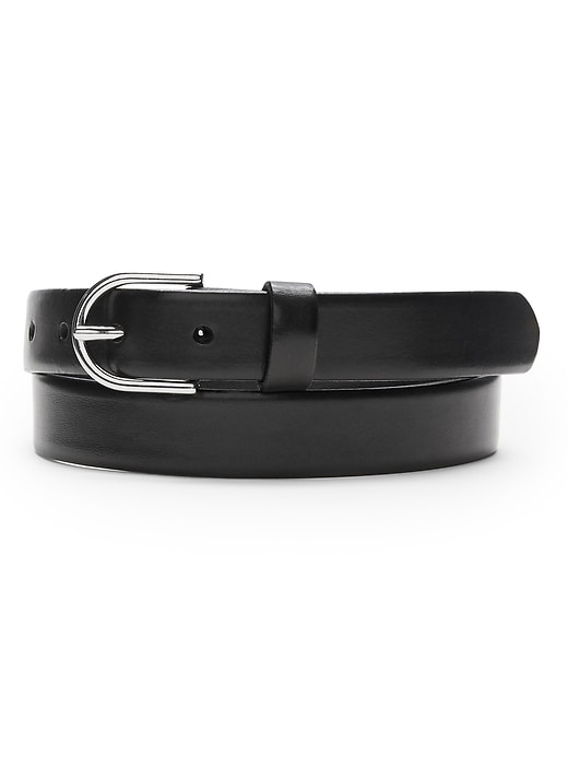 Leather Trouser Belt
