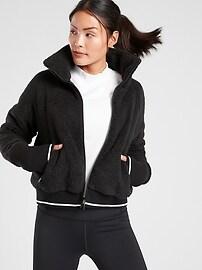 Tugga Sherpa Jacket