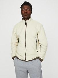 Reversible Hydro Fleece Jacket