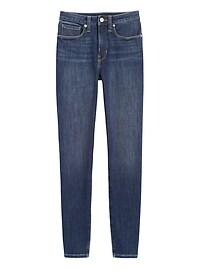 Curvy Mid-Rise Skinny Jean