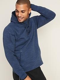Dynamic Fleece Pullover Hoodie for Men