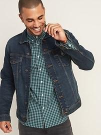 Regular-Fit Built-In-Flex Everyday Shirt for Men