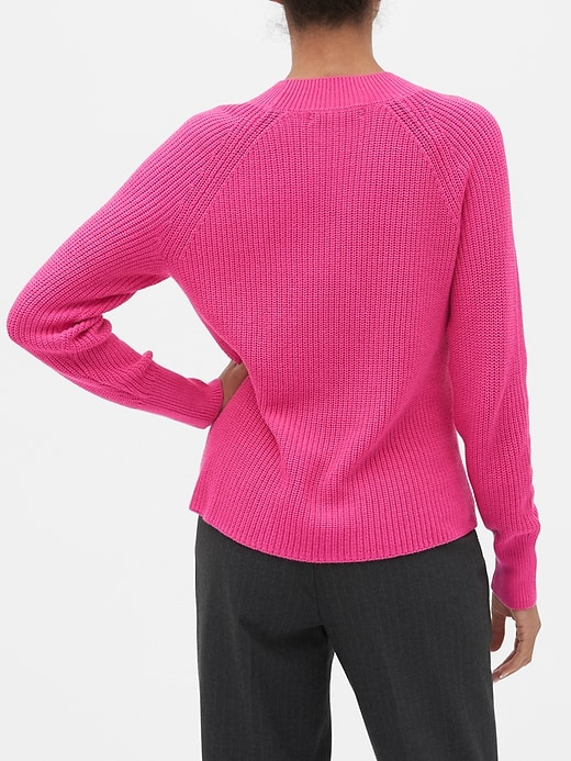 Chunky Crew-Neck Sweater