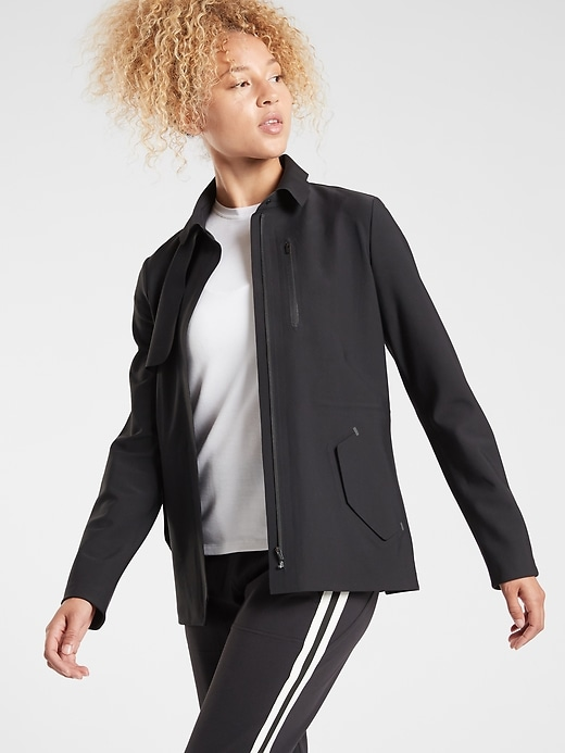 Athleta Women's Lunar Jacket (Black)
