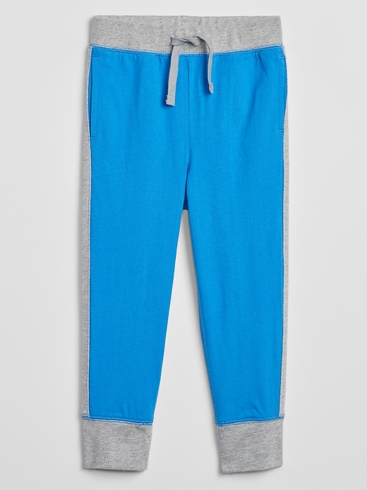Toddler Side-Stripe Pull-On Joggers