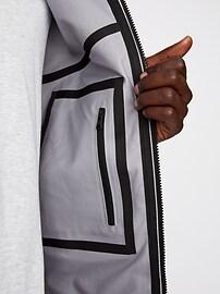 3-Layer Waterproof Hooded Jacket
