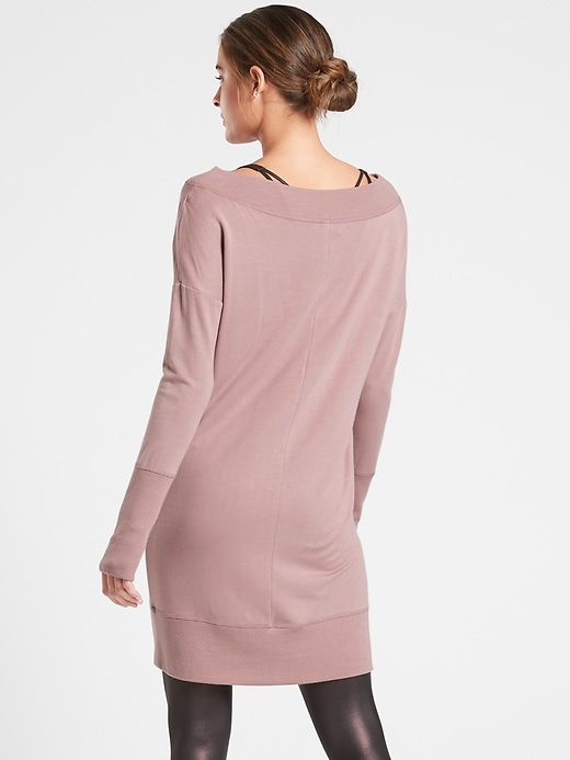 Studio Barre Sweatshirt Dress 2.0