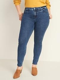 High-Waisted Rockstar Jeans for Women