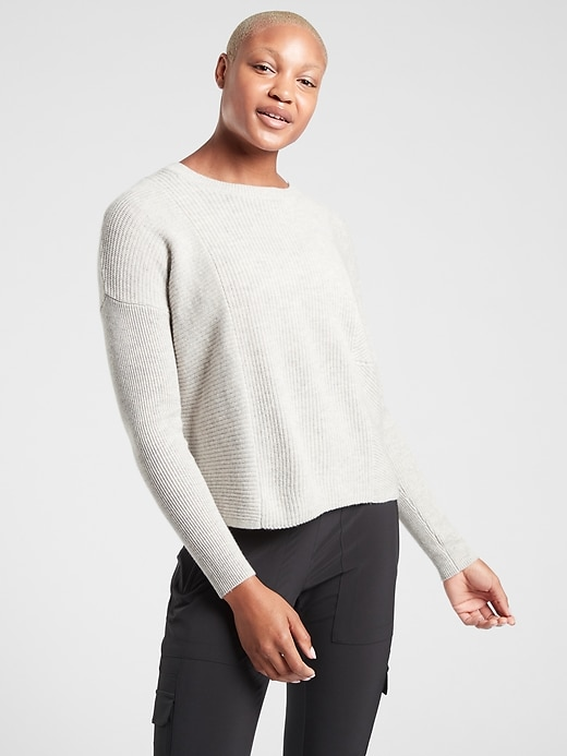 Turin Wool Cashmere Sweater