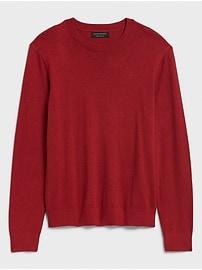 Premium Luxe Crew-Neck Sweater