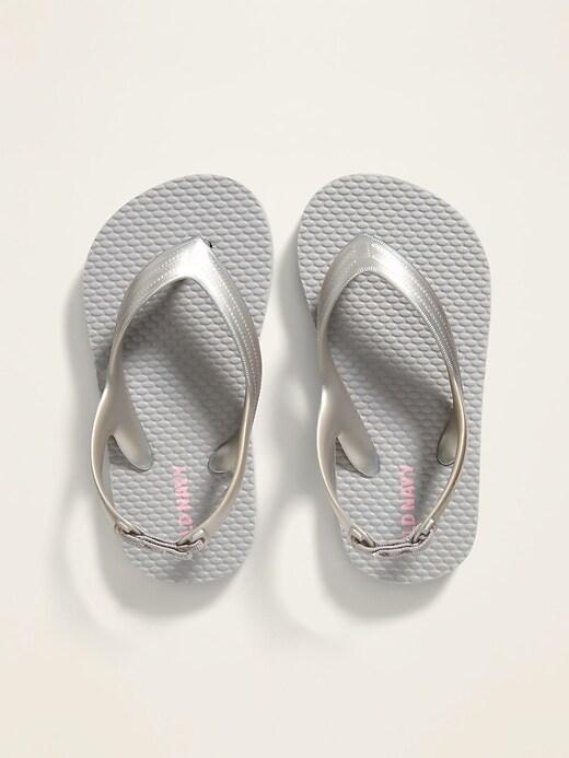 Flip-Flops for Toddler Girls