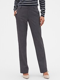 Washable Logan Novelty Pattern Suit Trouser