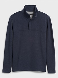 UltraWarm Cozy Fleece Mock-Neck Pullover
