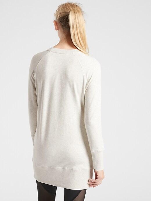 Bounce Back Sweatshirt Dress