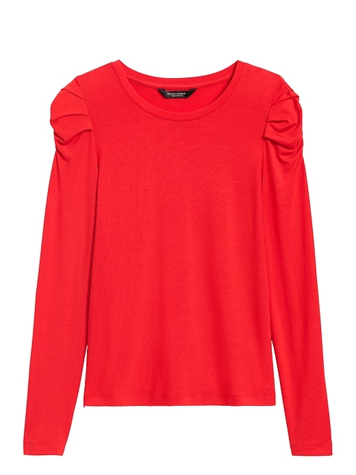 Threadsoft Puff-Sleeve T-Shirt