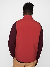 Thermal Light Full Zip Vest