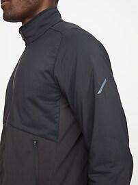 Lightweight Insulated Train Jacket