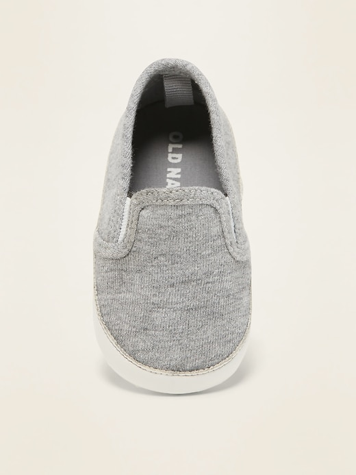 Jersey Slip-Ons for Baby