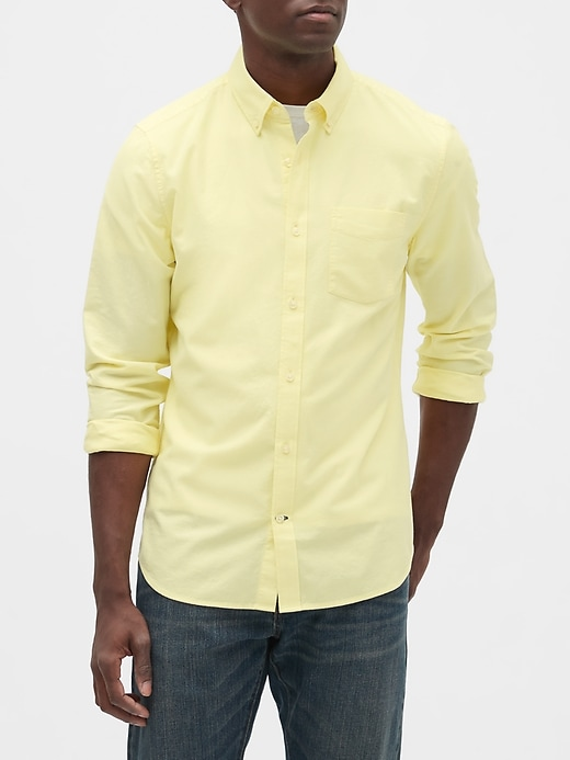 Oxford Shirt in Slim Fit