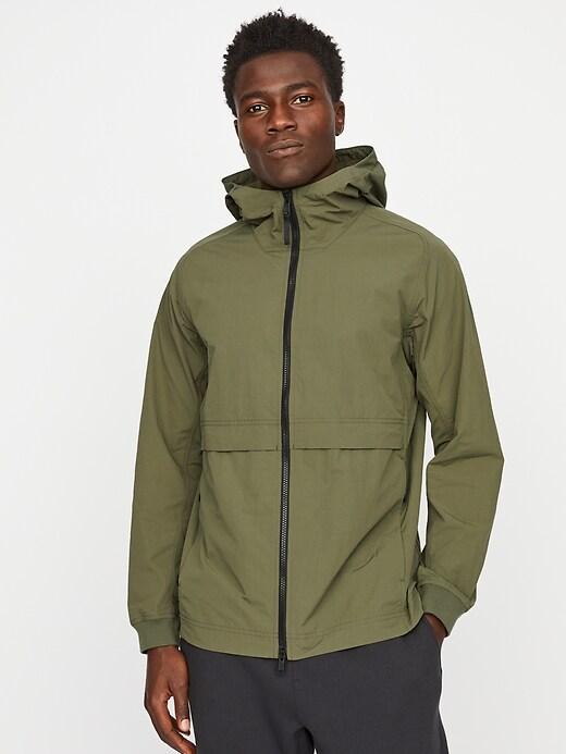 City Anorak Jacket