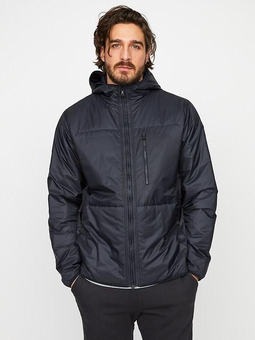 Ultra Light Hooded Jacket