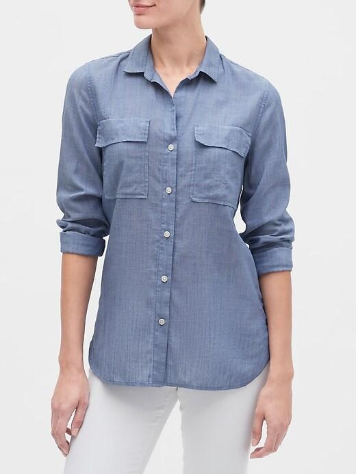 Utility Pocket Shirt