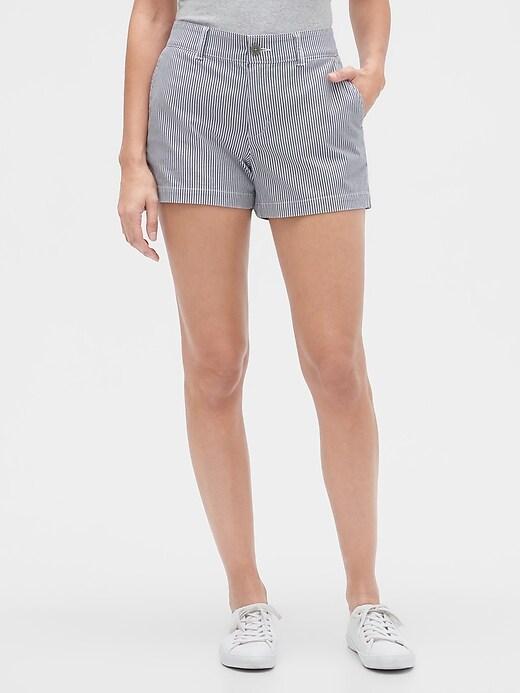 """3"""" Khaki Shorts"""
