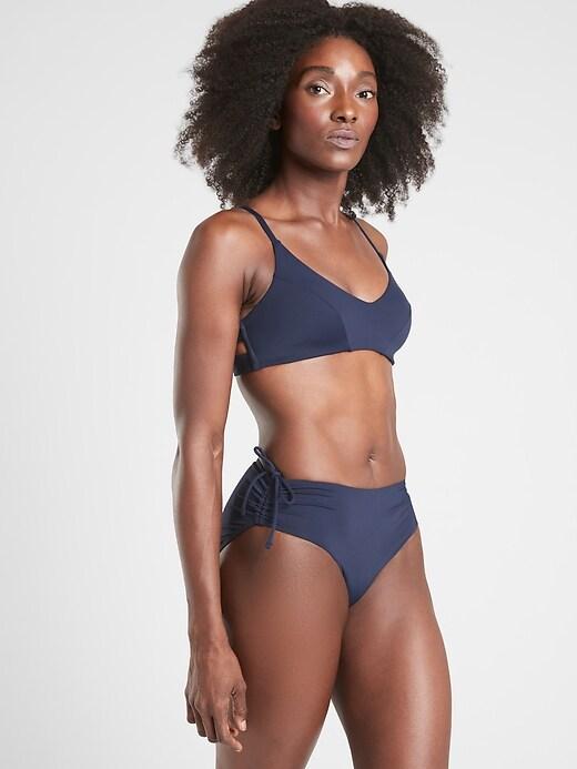A&#45C Triangle Bikini Top