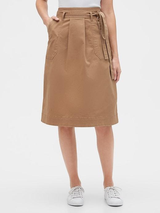 A-Line Utility Skirt