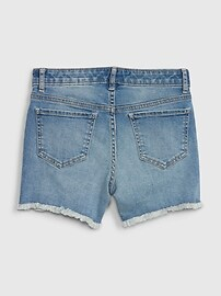 Kids Flippy Sequin Midi Shorts