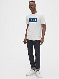 Graphic Crewneck T-shirt