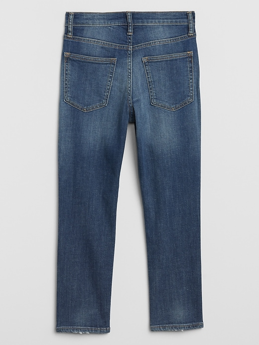 Kids Athletic Taper Fit Jeans