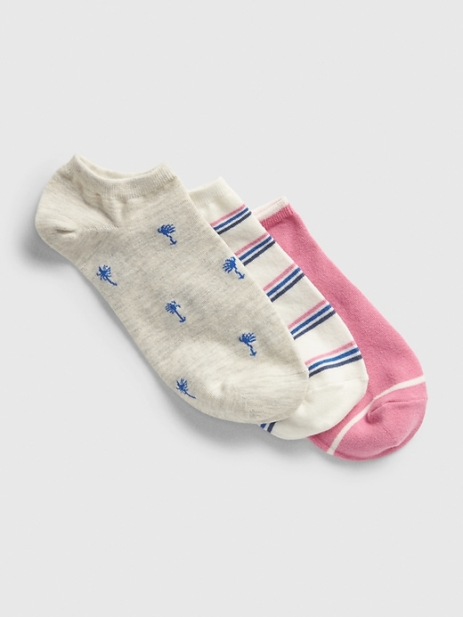 Ankle Socks (3-Pack)