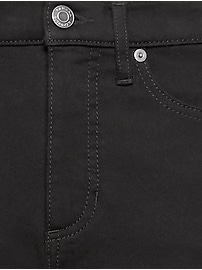 High-Rise Skinny Fade-Resistant Ankle Jean